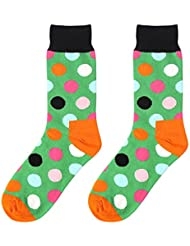 Baonoop _ 1 par mujeres de los hombres calcetines de algodón Casual
