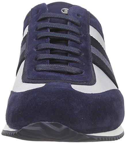 Bogner Rome 4, Baskets Basses homme Bleu - Blau (navy 07)
