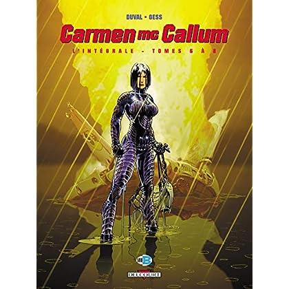 Carmen Mc Callum - Intégrale T6 à T8
