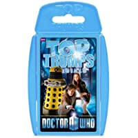 Doctor Who 5 Top Trumps