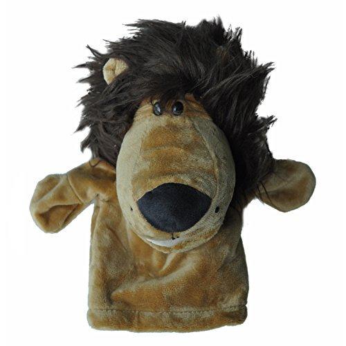 TOOGOOR Marionetas mano animales terciopelo felpa