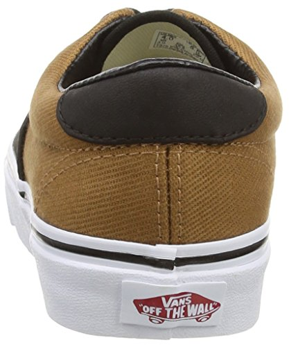 Vans–Era 59CA - Sneakers mixtes Noir - Black (T&L - Rubber/Black)