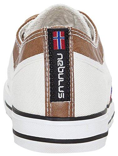 Nebulus Utah, Sneaker donna Bianco