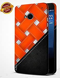 alDivo Premium Quality Printed Mobile Back Cover For HTC One M7 / HTC One M7 Back Case Cover (MKD222)