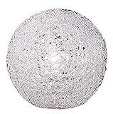 Wofi 826401060200 - Lampada da tavolo a 1 luce, ø 20 cm, colore: Bianco