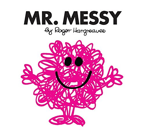 Mr. Messy (Mr. Men Classic Library)