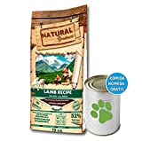 Natural Greatness Lamb Recipe Alimento Seco Completo para Perros - 12000 gr