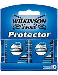 Wilkinson Sword Protector 133 Razor Blade Refill Cartridges, Pack of 10