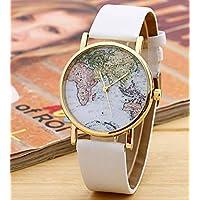 Amoy.B Außenhandel der Weltkarte populäre Mode heiße neutrale Uhr