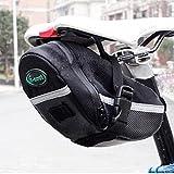 Radfahren Sport Sitz Pack Bike hinten Sattel Sattelstütze Tasche Schwanz