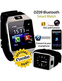 GKP Products Combo Of -3 1x Bluetooth Smart Watch Phone With Camera And Sim Card, SD Card Support, 1x HD Bluetooth...