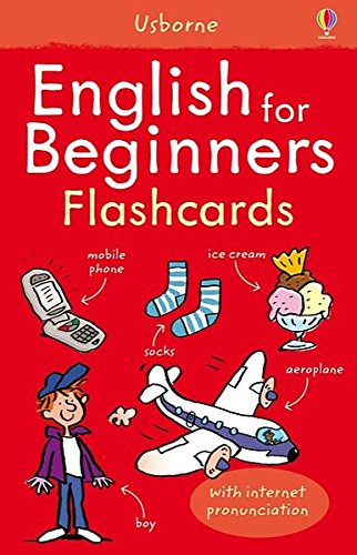 English for Beginners Flashcards - Ds Flashcard