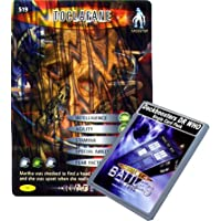Doctor Who - Single Card : Invader 144 (519) Toclafane (Sphere Open) Dr Who Battles in Time Super Rare Card