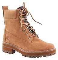 Certamente l'ammiraglia del marchio, scoprire questo modello Timberland Lace Up Boot Rust Nubuck CA1KIG, Stivali.