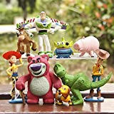 Scienish The model of Toy Story nine figure as a set