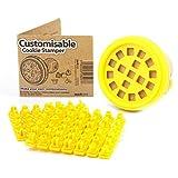 SUCK UK Tampon à Biscuit Personnalisable - Créez vos...