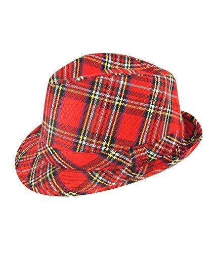 805202d1d27b1 Hat Tartan Trilby Scotts scottish Scotland Burns Night Bay City Rollers