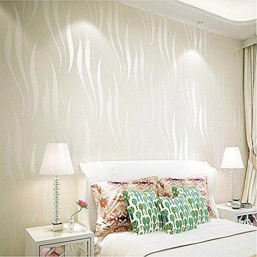 qihang-3d-stereoscopic-einfach-gestreift-grass-leaf-dick-beflockung-tapete-053-m-10-mio-53sqm-cremef