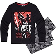 Star Wars-The Clone Wars Darth Vader Jedi Yoda Chicos Pijama 2016 Collection - Gris