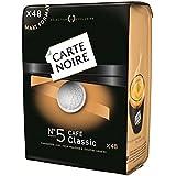 Carte noire classic 48 dosettes 336g Envoi Rapide Et Soignée ( Prix Par Unité )
