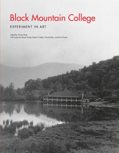 Black Mountain College: Experiment in Art por Vincent Katz