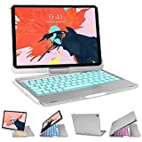 SENGBIRCH Keyboard Case with Pencil Holder for iPad Pro 11 inch, 7 Color