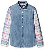 Gant Boys' Shirt (GBSHF0019_Multicolor_1...