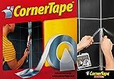 CornerTape™ für eine perfekte Fuge! 5 Meter, 6mm. Abklebeband für Silikonfugen/ Fugenband/ Klebeband/ Schablonenband