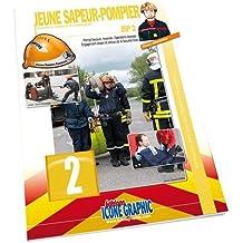 Livre Formation des Jeunes Sapeurs-Pompiers Niveau 2 JSP2