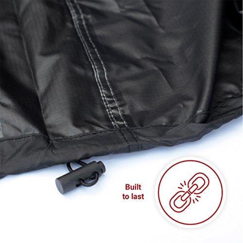 PRO Bike Tool – Abschließbare Fahrradabdeckung - 5