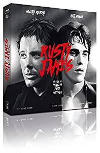 Rusty James [Édition Collector Blu-ray + DVD + Livre]