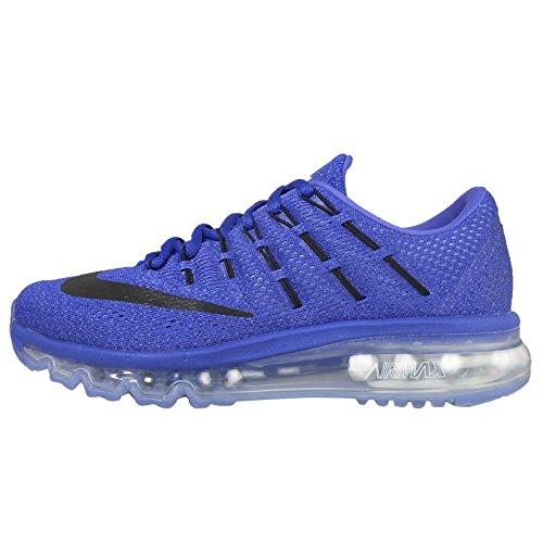 Nike Wmns Air Max 2016, Chaussures de Running Entrainement Mixte Adulte, Gris Blau