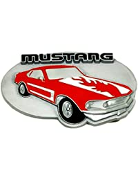 Mustang Belt Buckle Officially Licensed Product Classic Car