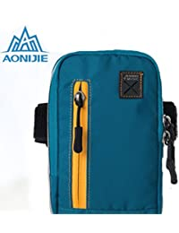 Aonijie Outdoor Mobile Phone Arm Bag Wrist Bay Movement Arm Package With Multifunctional Running Package Sport...