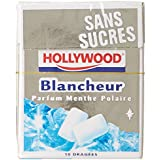 Hollywood Chewing Gum Menthe 5 Boîtes 14,5 g