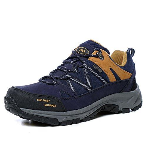 TFO ,  Scarponcini da camminata ed escursionismo uomo Purplish Blue