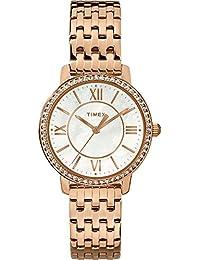f53c20218ac3 Amazon.es  Timex - Nácar   Mujer  Relojes