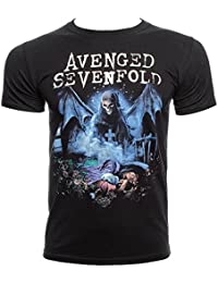 Avenged Sevenfold Recurring Nightmare T Shirt (Black)