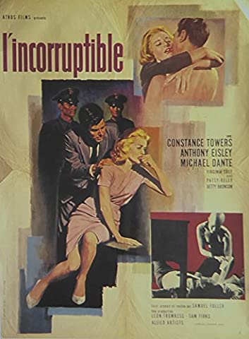 l'incorruptible Constance Towers Framed and Mounted Movie Picture 16