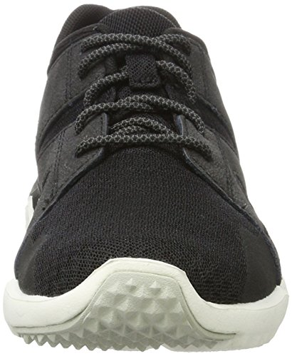 Merrell 1six8 Mesh, Baskets Femme Noir (Black/white)