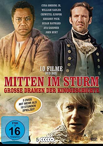 Große Dramen der Kinogeschichte : Schnee am Kilimandscharo - Anna Karenina - The Tempest ua [5 DVDs]