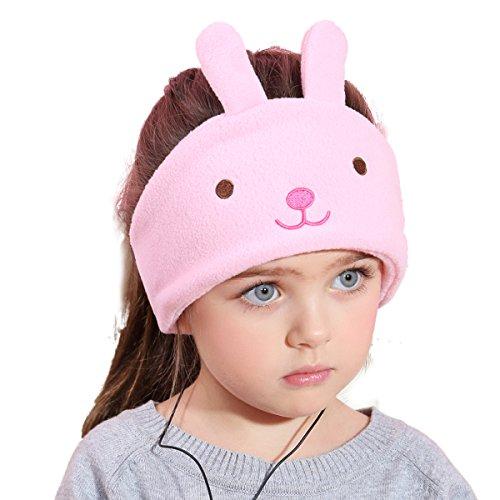 Kinder Hörschutz Kopfhörer - Easy Adjustable Kinder Kostüm Stirnband Kopfhörer für Kinder, ideal für Reisen und zu (Kostüme Apple Kind)