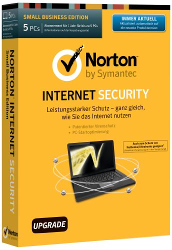 Norton Internet Security 2014 – 5 PCs – Upgrade (Minibox)