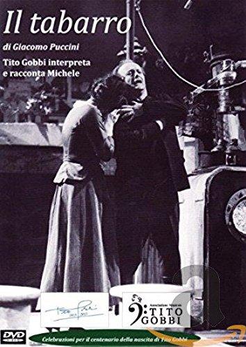 Preisvergleich Produktbild Puccini: Il Tabarro,  Tito Gobbi BBC 1966 [UK Import]
