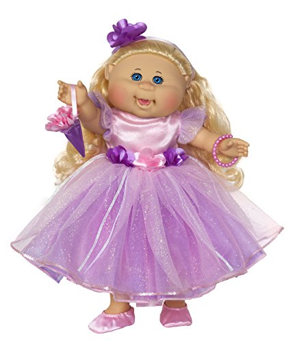 Cabbage Patch Kids 18 Big Kid Collection, Zoe Sky the Flower Girl (Flowers By Zoe)