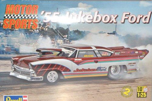 Revell Ford Jukebox 1955 Motor Sports 85-4036 Bausatz Kit 1/25 1/24 Modell Auto - Sport Modell Kit Auto Spielzeug