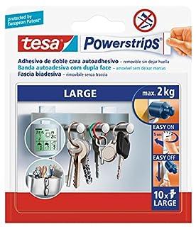 Tiras adhesivas de doble cara tesa, 10 unidades (B009NGZSLS) | Amazon Products