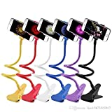 #1: Captcha Universal Mobile Phone Lazy Holder Stand 360 mount in Bed, Car, Sofa, Table