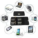 EasyULT-Mini-Cacciaviti-25-in-1-Set-Cacciaviti-di-Precisione-Mini-Kit-Riparazione-per-SmartphoneOcchialiTabletCellularePC-orologiaioElettronica