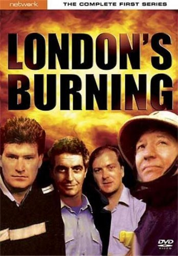 London's Burning - The Complete Series 1 [1988] [DVD] by Glen Murphy
